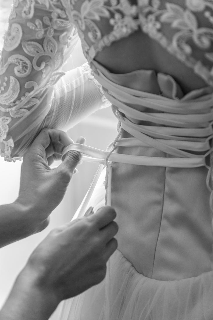 Свадебный Фотограф Запорожье Маша Рихтер сборы невесты