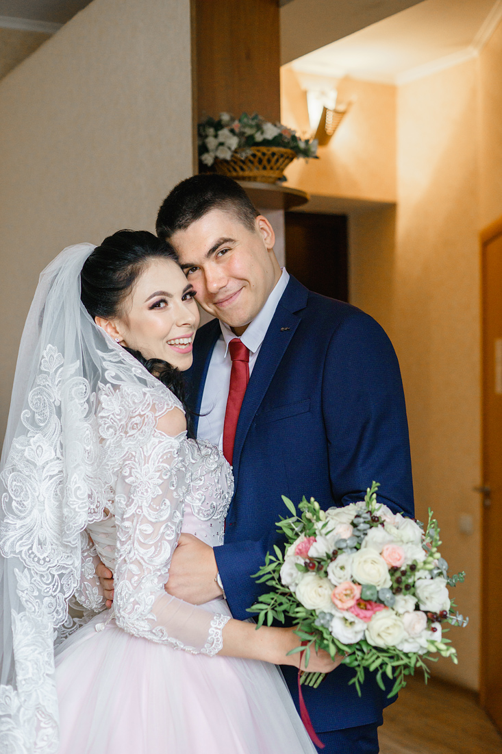 Фотограф Запорожье Маша Рихтер жених и невеста