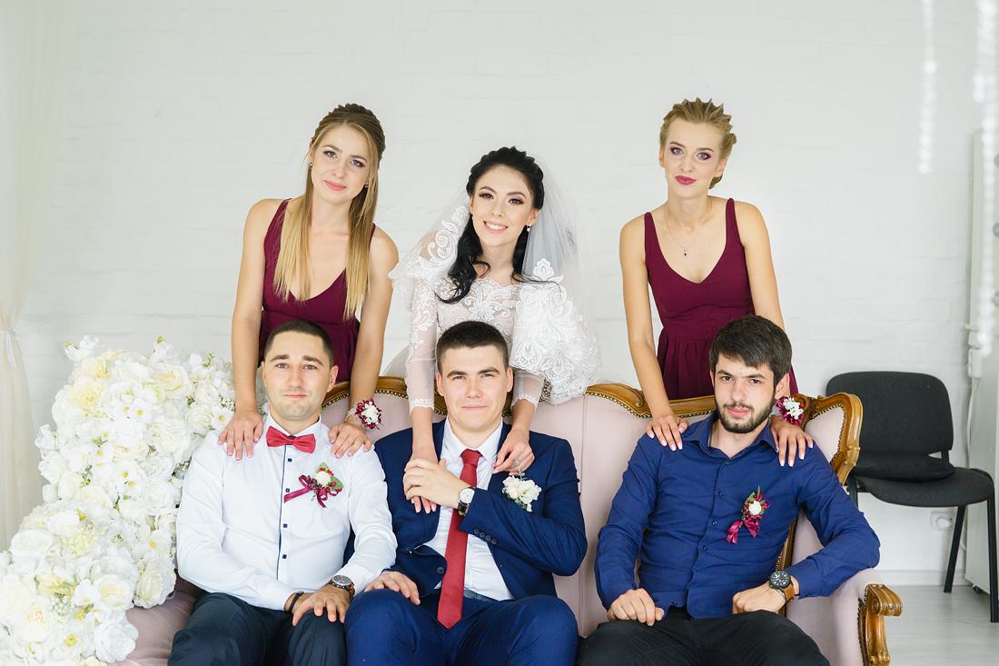Свадебный Фотограф Запорожье Маша Рихтер свидетеле на свадьбе