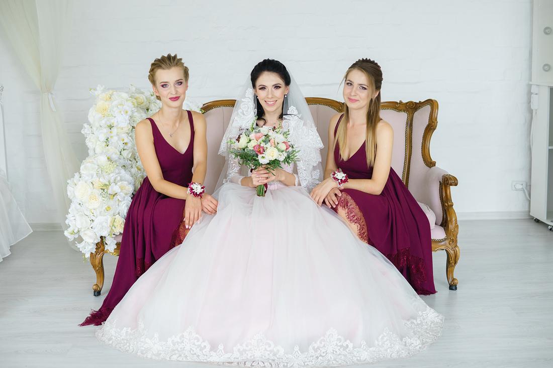 Свадебный Фотограф Запорожье Маша Рихтер подружки свадьба