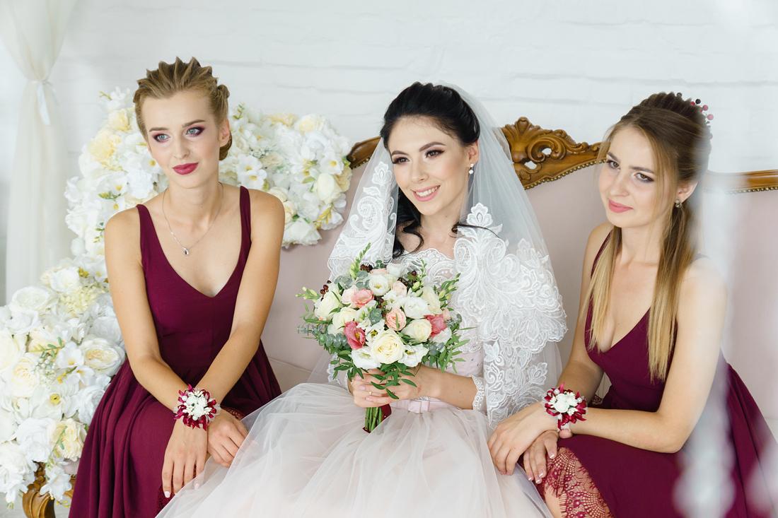 Свадебный Фотограф Запорожье Маша Рихтер поружки свадьба