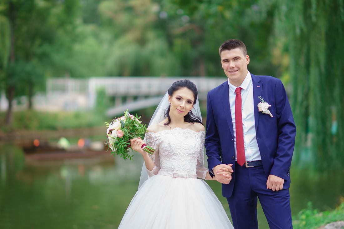 Свадебный Фотограф Запорожье Маша Рихтер Парк Дубовая роща
