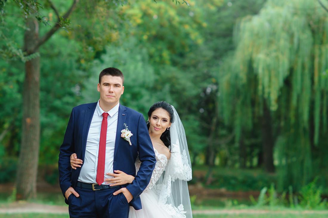 Свадебный Фотограф Запорожье Маша Рихтер дубовая роща