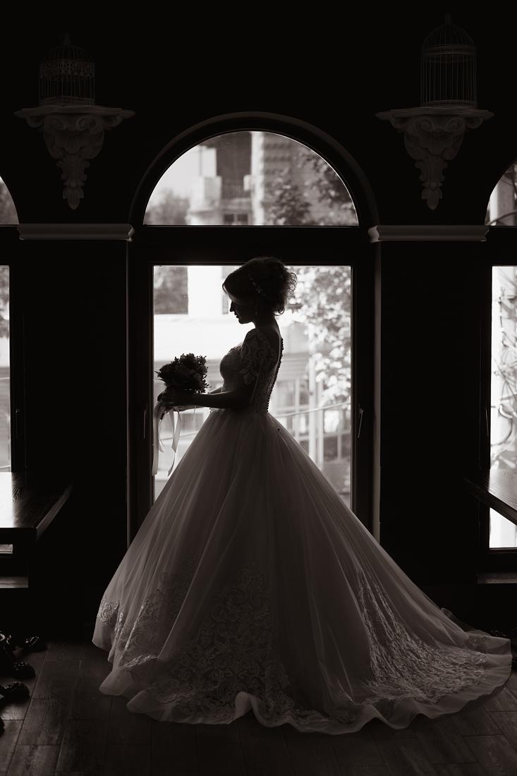 Фотограф Запорожье Маша Рихтер окно силуэт