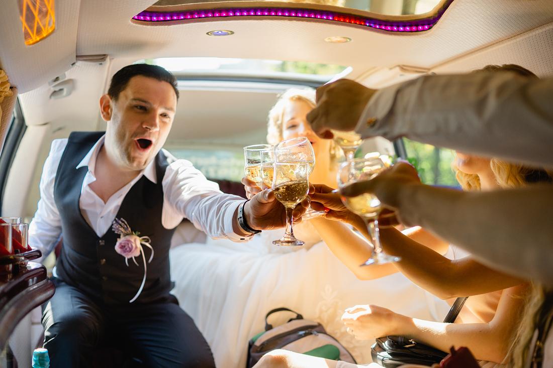 Фотограф Запорожье Маша Рихтер лимузин свадьба бакалы