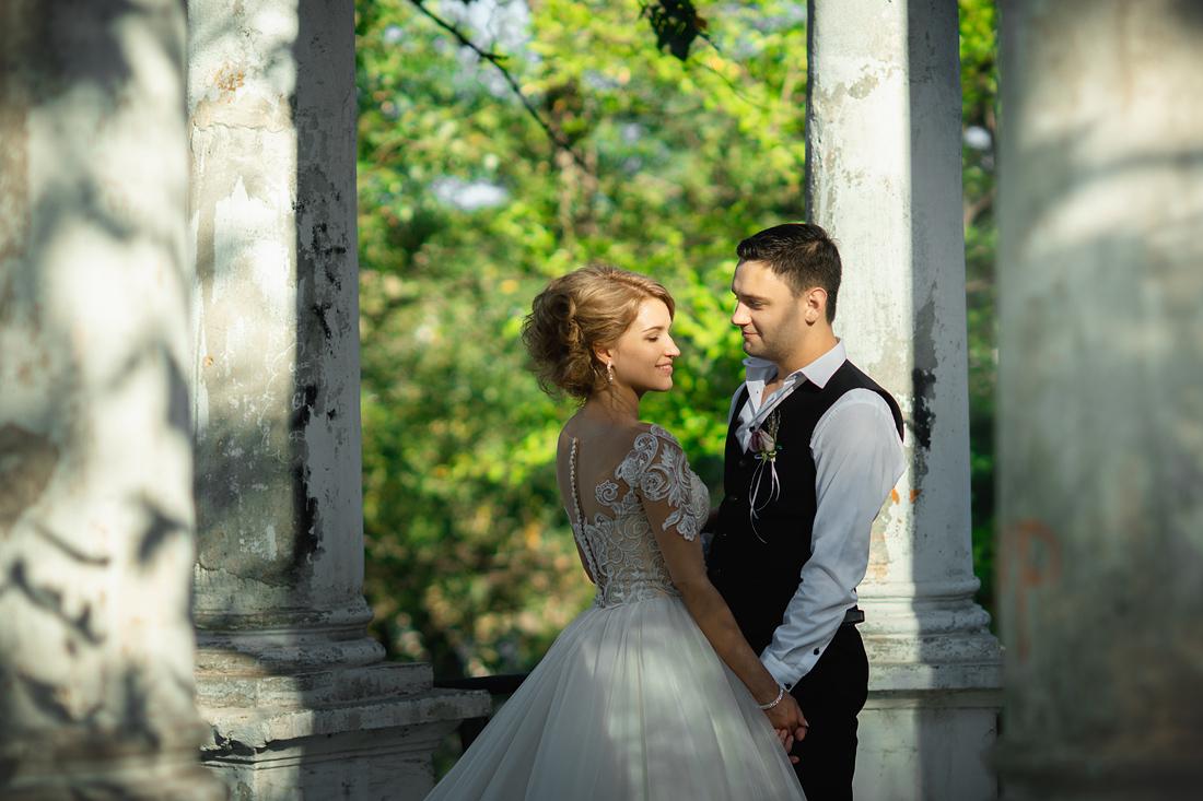 Фотограф Запорожье Маша Рихтер колонный свадьба