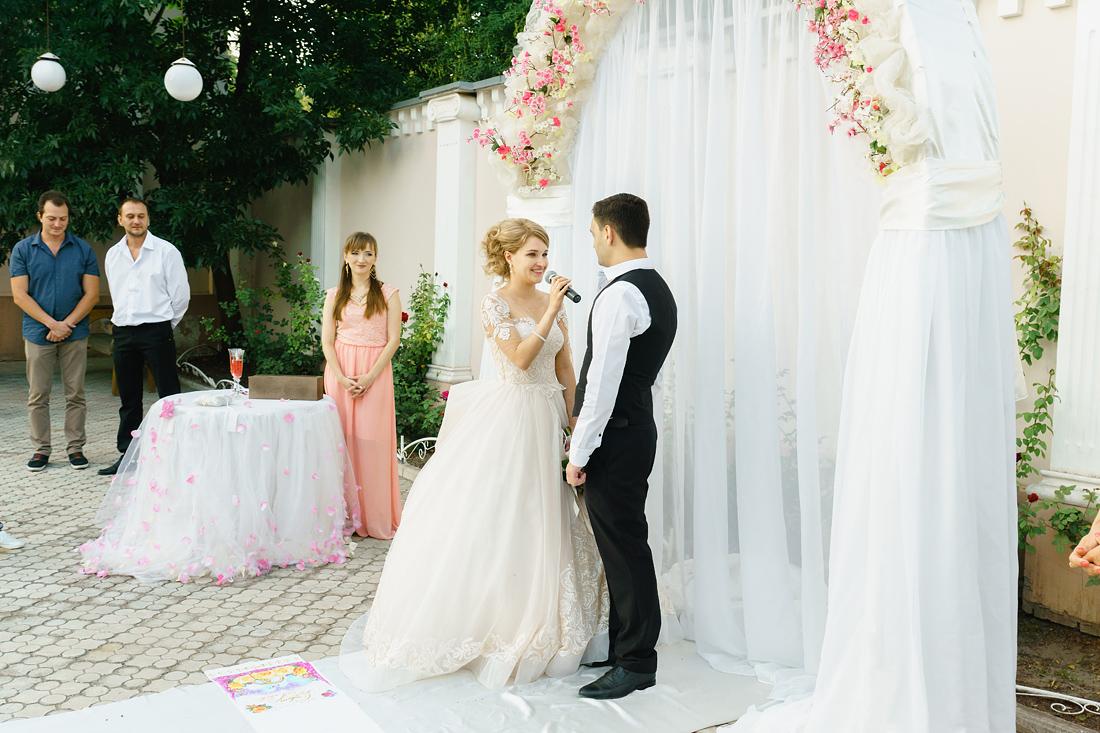 Фотограф Запорожье Маша Рихтер ведущая на свадьбу