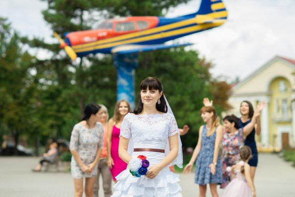 Свадьба Запорожье Фотограф Маша Рихтер Самолет Гости